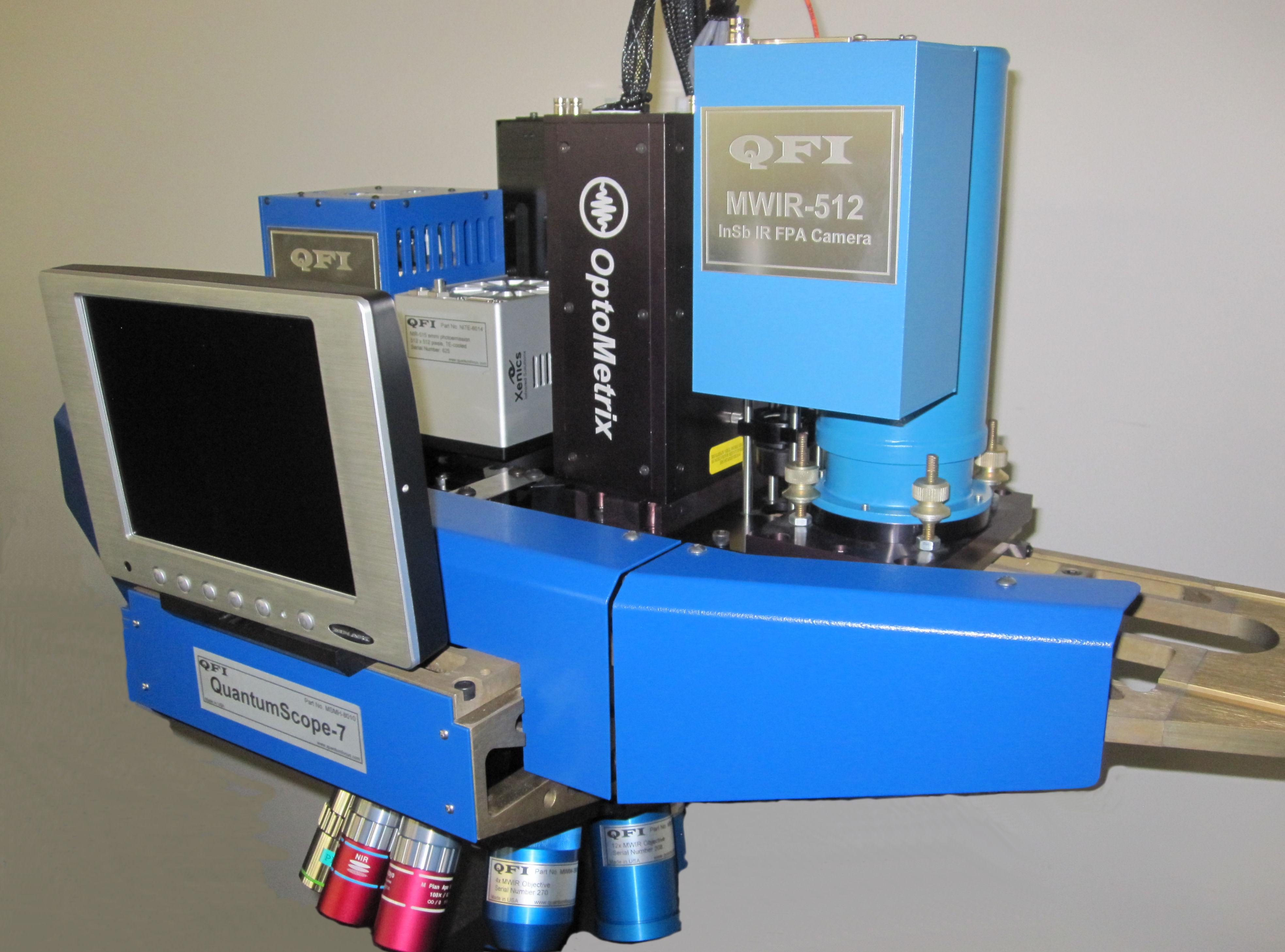 Unique Slide Sensor Stage Embraces Multiple Sensors and Techniques on a Single Microscope Optical Head - Maximizing Defect Capture Rates
